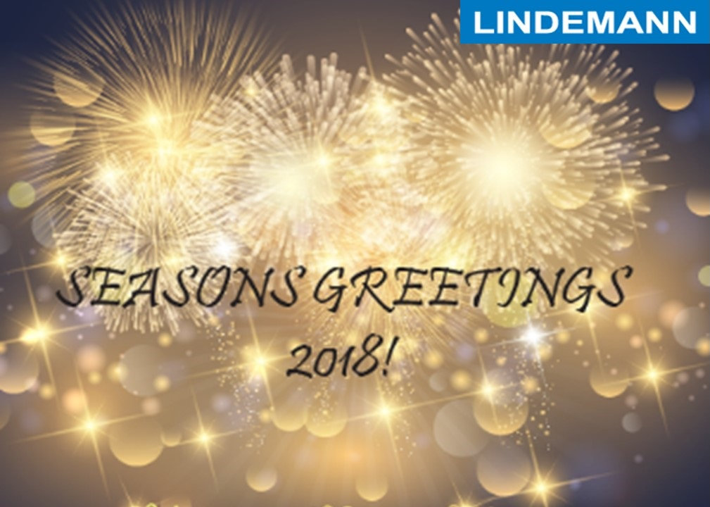lindemann team wishes our customers partners and their nearest great success in the new year to come